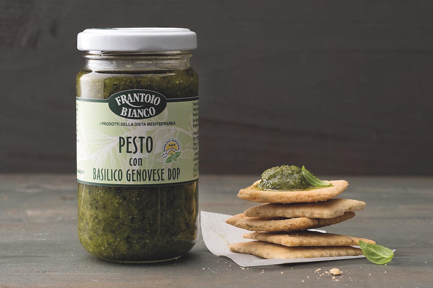 Pesto - Koronekes