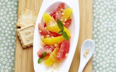 La Salade d'Agrumes