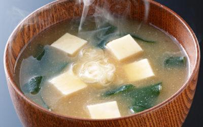 Recette de soupe miso